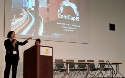 THANK YOU FOR MAKING COMCAP19 A SUCCESS!